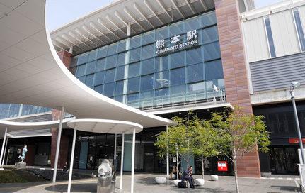熊本駅がリニューアルされました!