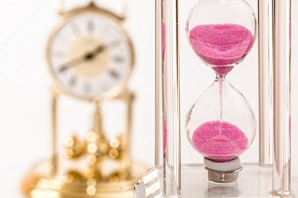 タイミング 時計
