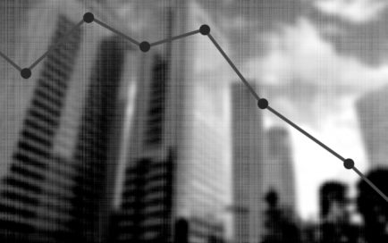 宅地価格の暴落