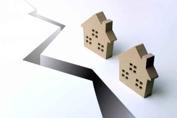 戸建ては地震に強いのか?