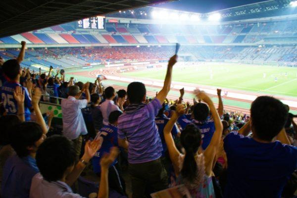 サッカー日本代表戦を見て思う事